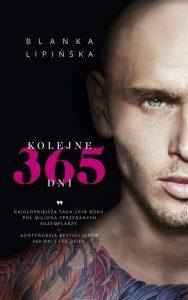 Książka erotyczna 365 dni